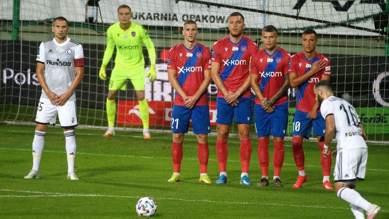 Raków Częstochowa - Legia Warszawa