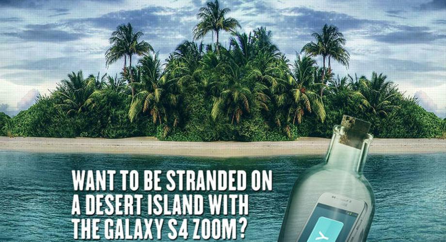 SOS Island: Samsungs Reality-TV-Show mit Survival-Faktor