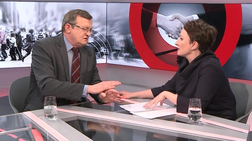 Fakt Opinie: Tadeusz Cymański (12.10)