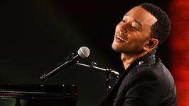John Legend na pierwszym koncercie w Polsce