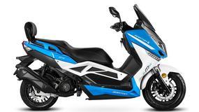 Premiera Barton Motors – nowy maxi skuter B-Max