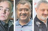 Vladan Matijević, Vladimir Pištalo, Radosav Pušić