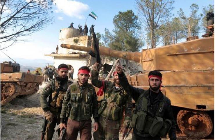 Kurdi Sirija AP