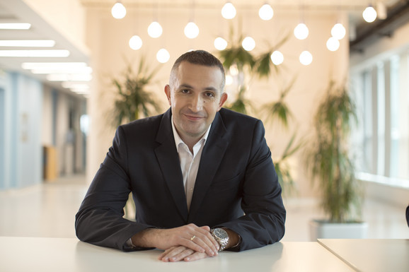 Miloš Brusin, predsednik IO Telenor banke