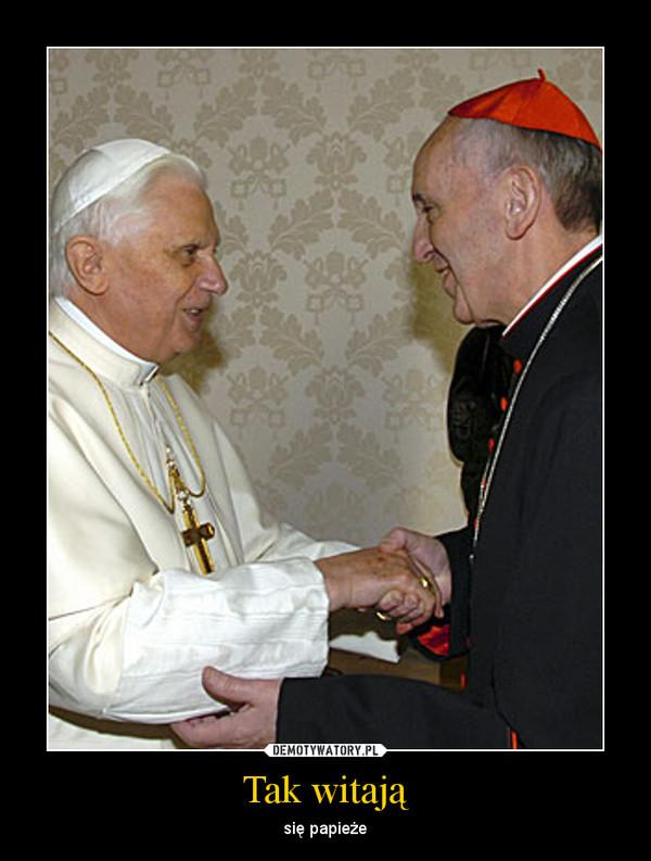 Internauci o Franciszku I
