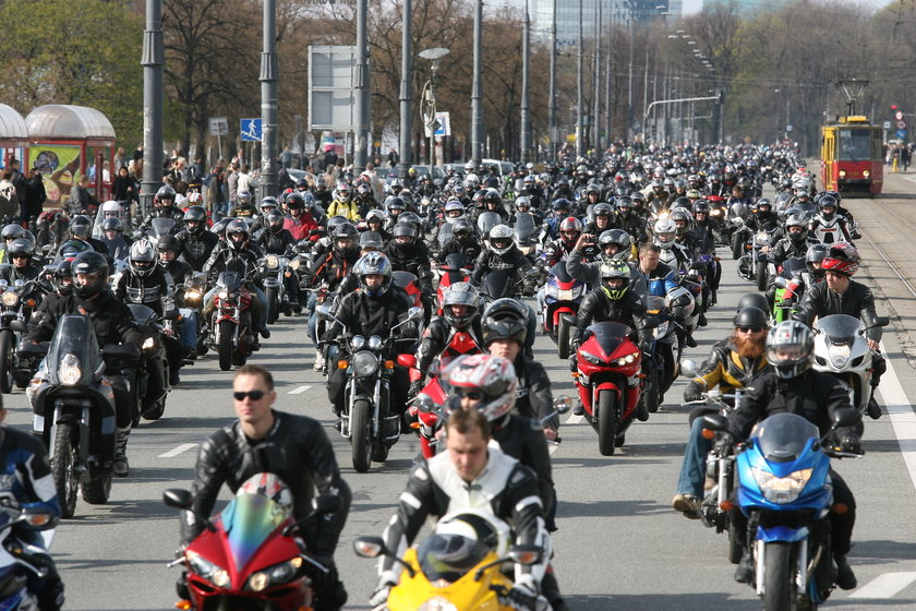Motory w Warszawie