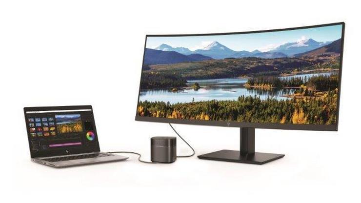 HP ZBook 14U with Z38c Display (2)