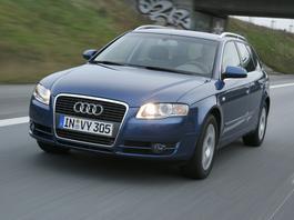 Używane Audi A4 - to jedno z ulubionych aut Polaków