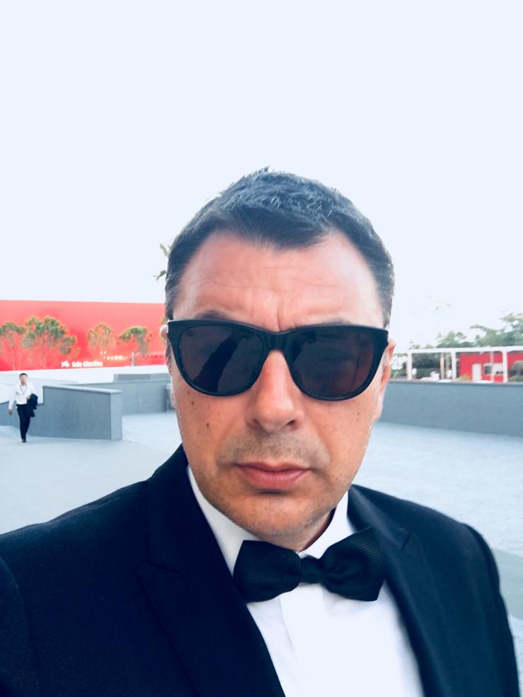 Jugoslav Pantelić, Venecija 2018.