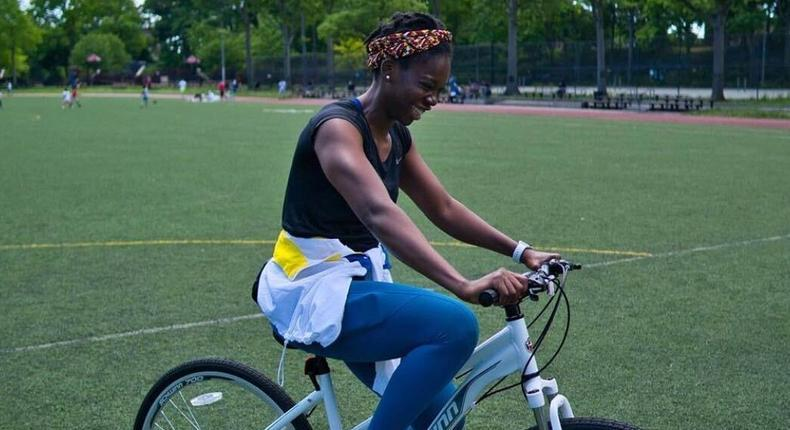 'Learning To Ride A Bike At 32 Is My Idea Of Joy'