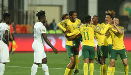 South Africa beat Ghana