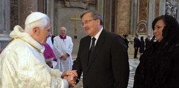 Para prezydencka w Watykanie