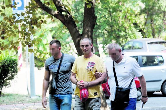 Uhapšenom Vojislavu Stojičiću određen pritvor