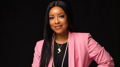 Joselyn Dumas showcases her style prowess in a pink blaze