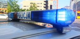 Pijana matka zaatakowała nożem policjanta
