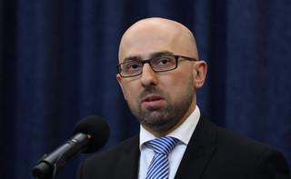 Łapiński: Ustawy ws. SN i KRS spełniają 'warunki brzegowe' prezydenta