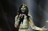 Končita Vurts, pobednisa prošlogodišnjeg Evrosonga