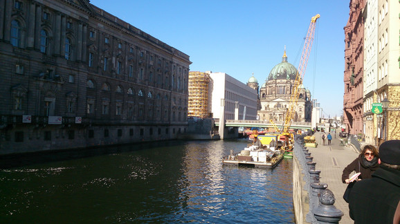 Reka Špreja prolazi pored Nikoline četvrti, najromantičnijeg dela Berlina