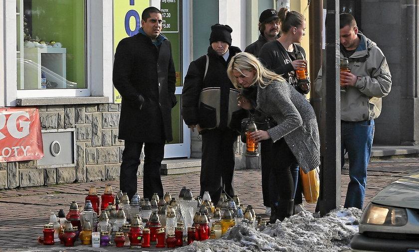 Zabójstwo byłego hokeisty w Nowym Targu