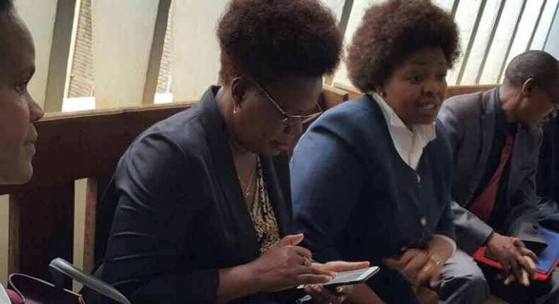 Kandara MP Alice Wahome claims to have received death threats from mysterious man