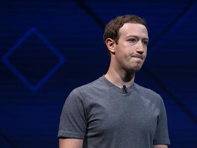 """CEO Facebooka Mark Zuckerberg. Firma twierdzi, że w aferze z Cambridge Analytica nie doszło do """"wycieku"""""""
