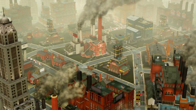 Tak wygląda miasto przemysłowe