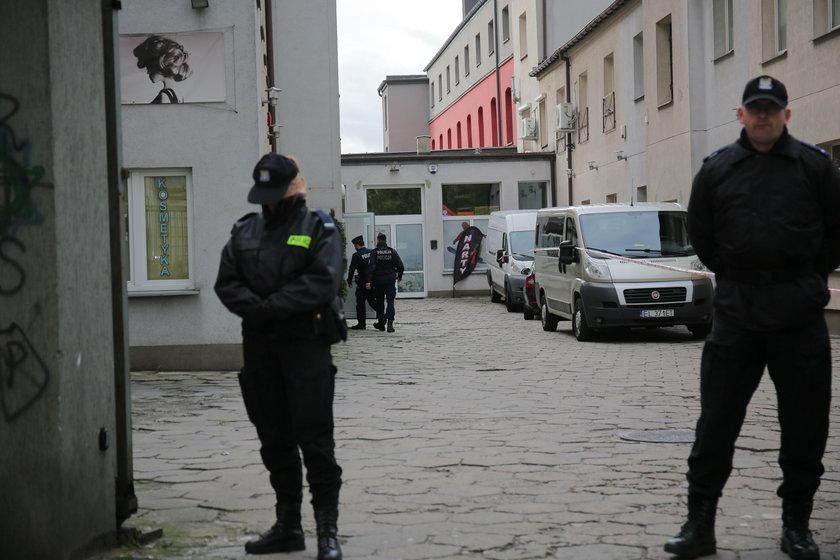 Znaleziono zwłoki na Kosynierów Gdyńskich w Łodzi