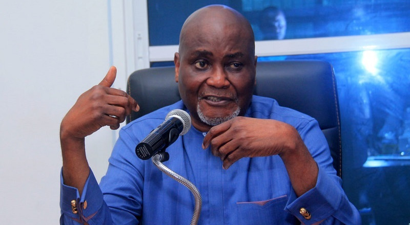 Buhari approves suspension of Coordinator of Amnesty Programme, Charles Dokubo