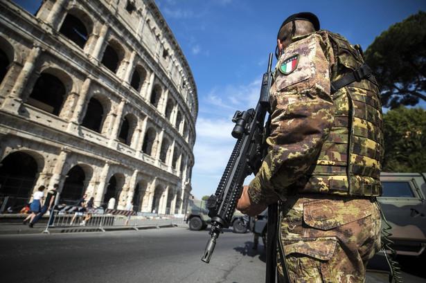 Włochy: w Rzymie zwiększono środki bezpieczeństwa