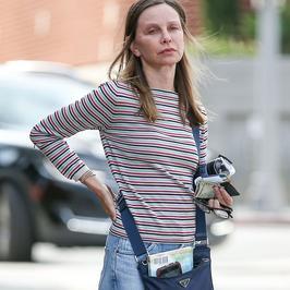 Calista Flockhart bez makijażu. Jak wygląda 53-letnia aktorka?