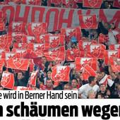 """Kad najtiražnije novine u Švajcarskoj objave tekst sa naslovom """"ZAŠTO JANG BOJS NEMA ŠANSE PROTIV ZVEZDE"""""""