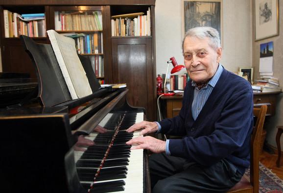 Nastupao u sa 99 godina: Andreja Preger