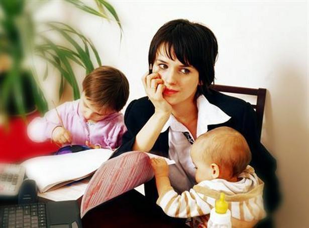 Dlaczego kobiety pracują mniej