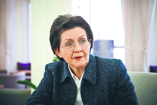 Leokadia Oręziak,Fot. Wojtek Górski