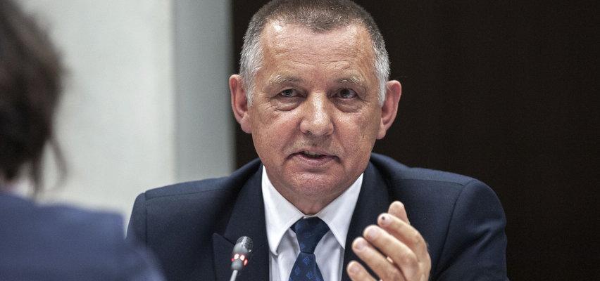 Marian Banaś dziękuje politykom opozycji. Ziobro może mieć kłopoty