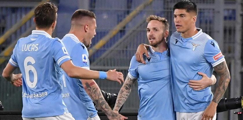 Serie A. Koncert Lazio, Milan znów przegrywa!