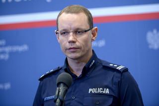 Komendant stołecznej policji odchodzi. Błaszczak przedstawił kandydata na następcę