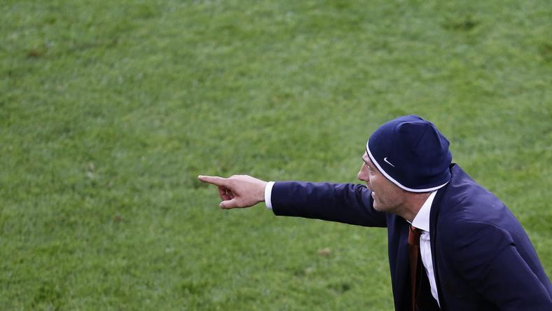 Trener Chorwatów