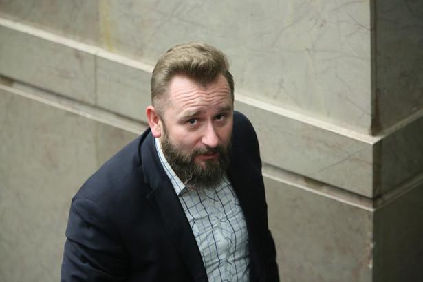 Piotr Liroy-Marzec został wykluczony z szeregów klubu Kukiz'15