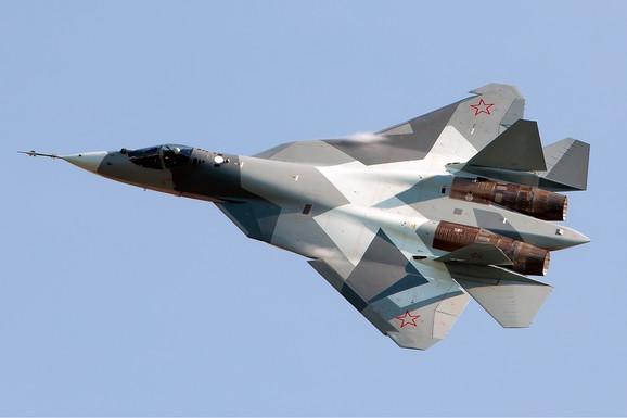 Suhoj T-50