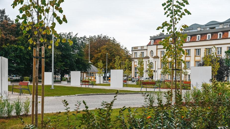 Był parking, będzie zielony plac! Tak to się robi w Gdyni!