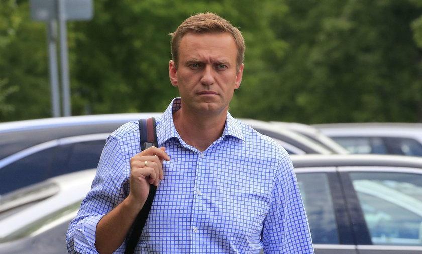 Aleksiej Nawalny został otruty nowiczokiem