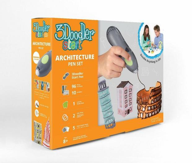 TM Toys 3Doodler Zestaw projektanta 3D