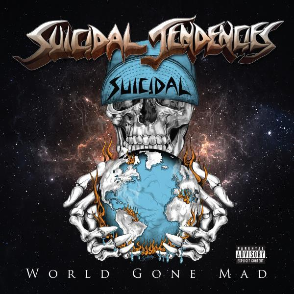 "SUICIDAL TENDENCIES – ""World Gone Mad"""