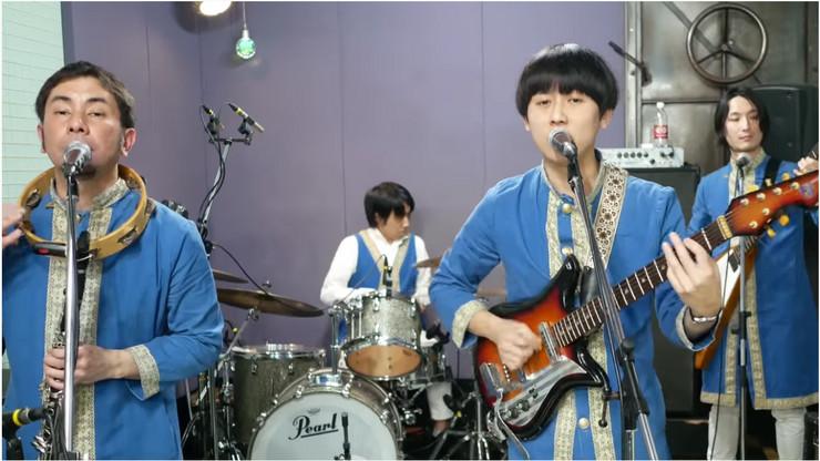Pyramidos, japanski bend koji peva srpske pesme