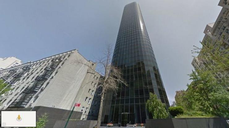 zgrada Njujork Kula Solov google