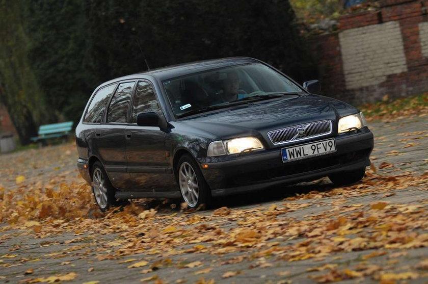 Używane Volvo S40/V40: wydawać na paliwo czy na naprawy?
