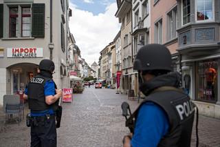 Szwajcaria: Sprawca ataku z użyciem piły schwytany