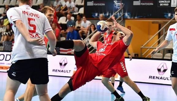 Juniori Srbija SAD