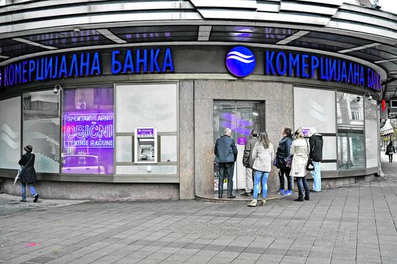 Interesovanje za Komercijalnu Banku je veliko